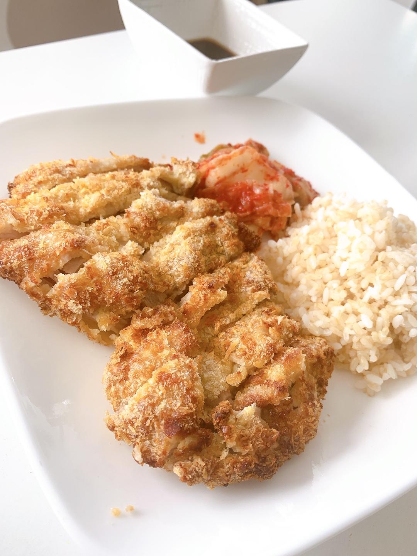 Air Fryer Chicken Katsu Recipe Airfryd
